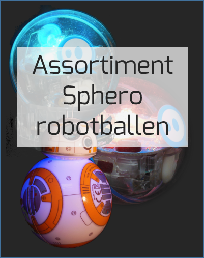 Assortiment Spero robotballen
